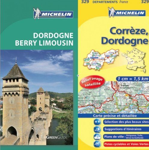 Download By Michelin Editorial Staff Michelin Green Guide Dordogne Pack - Guide in English plus map [Paperback] ebook