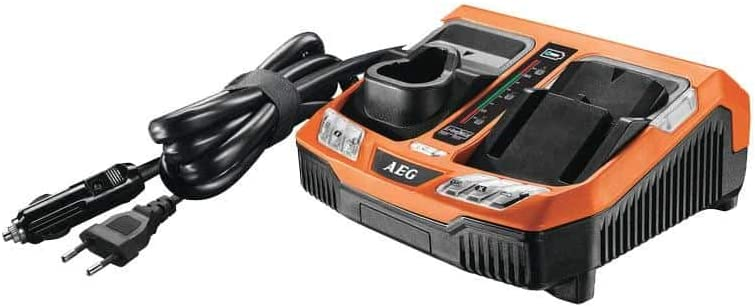 12-18 V AEG Power Tools BL1218P 30 Minute Multi-Chemistry Charger