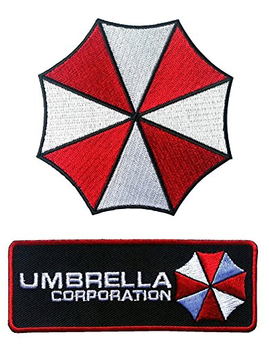 Umbrella Corp Resident Costume Patches