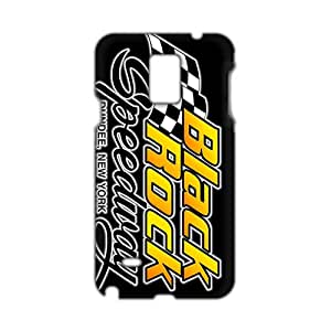 black rock speedway 3D Phone Case for Samsung NOTE 4