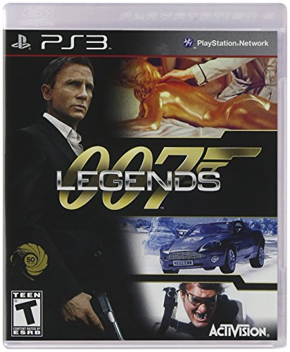 007 Legends - Playstation 3 (Goldeneye Game Video)