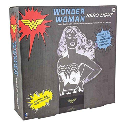 DC Comics Wonder Woman Hero LED Light