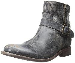 bed stu Women's Becca Boot, Tan Rustic, 6.5 M US