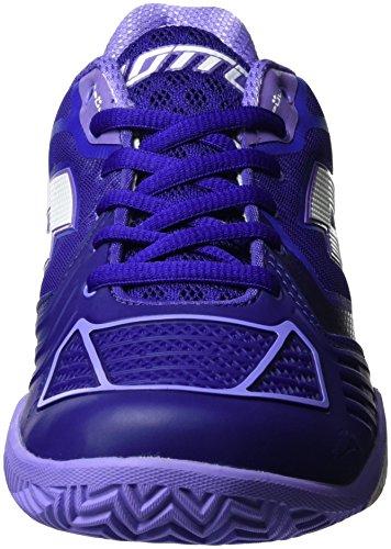 Mujer W Azul Brg Stratosphere blu Cly Ii Zapatillas Tenis wht De Lotto a0wfpS