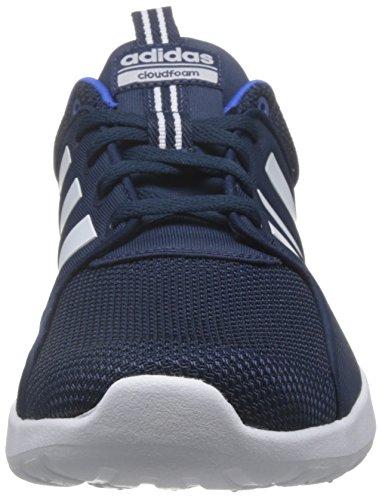 Collegiate Fitnessschuhe Collegiate Racer White Cloudfoam Blue White Herren Ftwr adidas Lite Ftwr Navy Blue Navy Blau g6cYPtn4