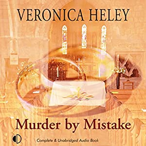 Murder by Mistake Audiobook