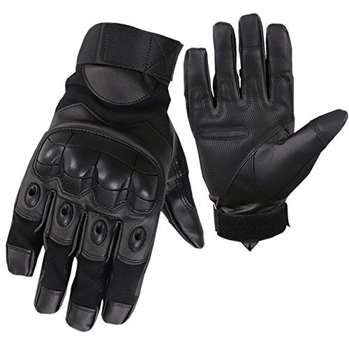 Leather Gloves For Motorcycle Riding - 9