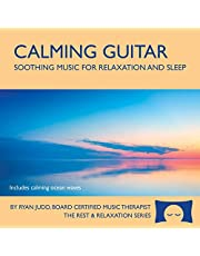Calming Guitar CD - Soothing Music with Ocean Waves for Relaxation, Meditation and Sleep -
