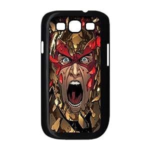 Custom Anime male god ant man phone Case Cove For Samsung Galaxy S3 XXM9171956