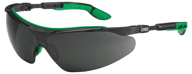 Uvex 9160045 gafas de seguridad, negro/verde: Amazon.es: Industria, empresas y ciencia