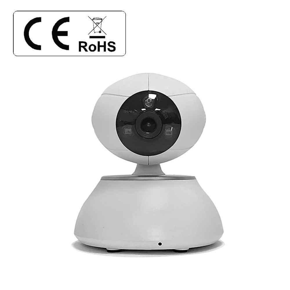 Haus Sicherheitskamera,720P HD Fernüberwachungs Kameras,Innen 720P IP Kamera,3,6 mm Linsenwinkel,Wireless Webcam,Indoor Dome Netzwerk Überwachungskamera