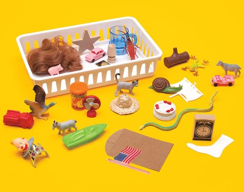 Primary Concepts 3-D Rhyme Basket Rhyming Objects]()