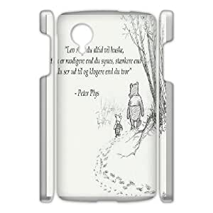 Winnie The Pooh & Quotes for Google Nexus 5 Phone Case Cover 6FF461761