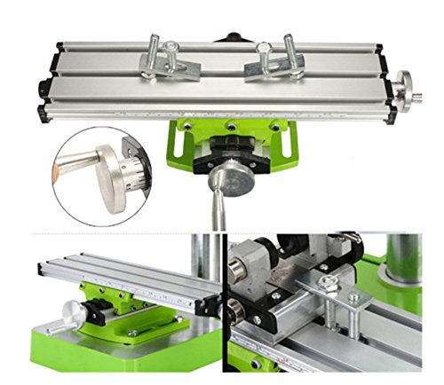 Multifunction Worktable Milling Working Table Milling Machine Compound Drilling Slide Table For Bench Drill (6300 SIZE) by Carmyra (Image #3)