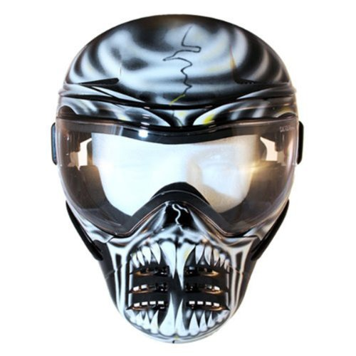 - Save Phace Dope Series Paintball Mask - Warlord