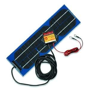 PulseTech 12V ERV SolarPulse 6-Watt Battery Charger