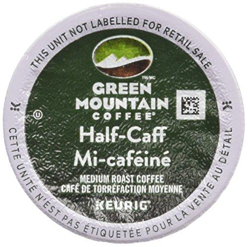 Green Mountain Coffee Half Caff Single Serve product image