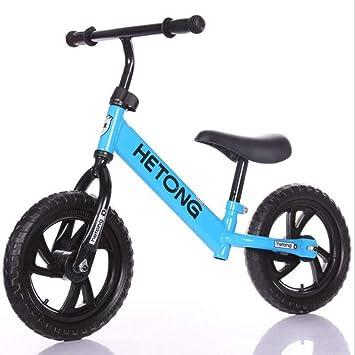 Amazon.com: LaMei Yang - Bicicleta de equilibrio para niños ...