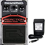 Rocktron Reaction Dynamic Filter Guitar Effects Pedal