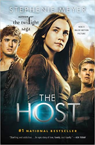 Image result for the host by stephenie meyer