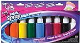 Tulip Permanent Fabric Spray Paint, 9