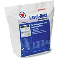 SAVOGRAN 12832 4-1/2LB FLR Leveler, 4-1/2 lb, White