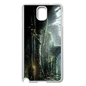Dark Souls Samsung Galaxy Note 3 Cell Phone Case White yyfabc-353599