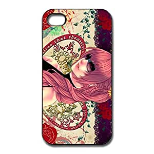 Megurine Luka Perfect-Fit Case Cover For IPhone 4/4s - Nerd Cover