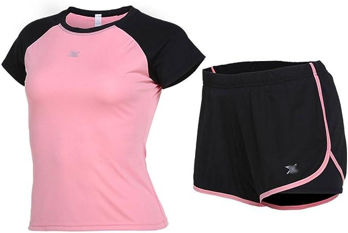 Activewear T-Shirt Sportiva a Manica Corta Donna
