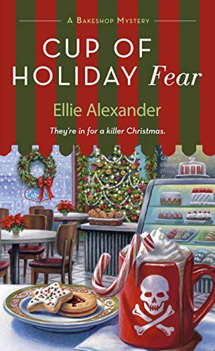 Book Cover: A Cup of Holiday Fear