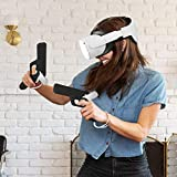 Eyglo VR Game Gun for Oculus Quest 2 Touch