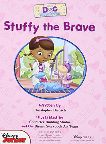 Doc McStuffins: Doc on Call: Board Book Boxed Set by DISNEY (Image #7)