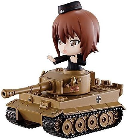 Ichiban Kuji Premium Girls und Panzer F prize Nishizumi Maho Figure w// Tracking