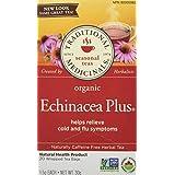 Traditional Medicinals Organic Echinacea Plus, 20 tea bags