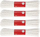 Mantello Pipe Cleaners, Hard Bristle, 4 Bundles, 176 Count