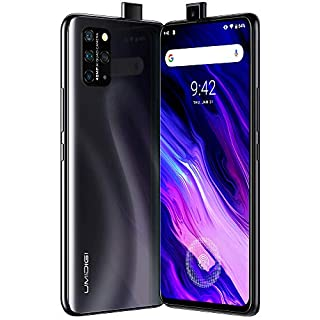 "UMIDIGI S5 Pro Unlocked Cell Phones(6GB+256GB) 6.39"" FHD+ Ultra FullView Display, Quad Camera(48+16+5+5MP) Smartphone with in-Screen Fingerprint Sensor, 4680mAh High-Capacity Battery."