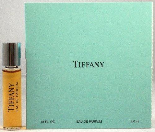 Tiffany Eau de Parfum for Women Splash Sample Vial - (4 ml) Mini Perfume