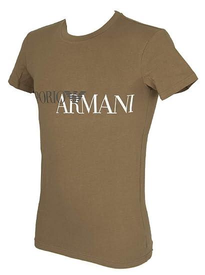 6dbec99c3e1f EMPORIO ARMANI Men s s T-Shirt  Amazon.co.uk  Clothing