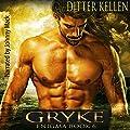 Gryke: A Scifi Alien Romance: Enigma Series, Volume 6