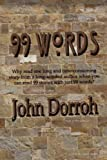 99 Words, John Dorroh, 1612961290