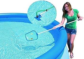 Intex - Aspirador limpiafondos para piscina: Amazon.es: Jardín