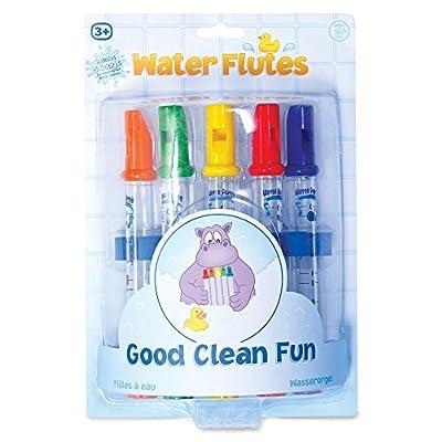 Children's Musical Instrument Bath Water Flutes: Computers & Accessories