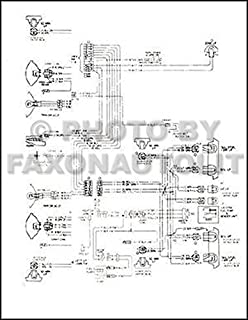 Amazon.com: Full Color Laminated Wiring Diagram FITS 1968 ... on 69 ford torino wiring diagram, 69 dodge dart wiring diagram, 69 dodge charger wiring diagram,