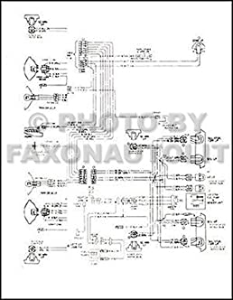 1977 chevy impala and caprice classic wiring diagram original rh amazon com