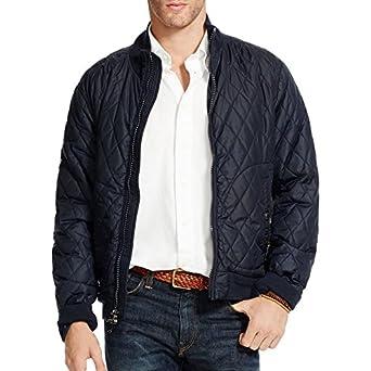Polo Ralph Lauren Men\u0027s Quilted Bomber Jacket