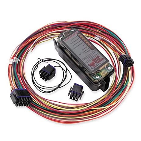 amazon com thunder heart universal wiring kit for harley davidson rh amazon com harley davidson wiring diagram download harley davidson wiring harness diagram