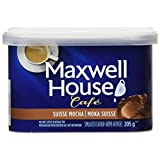 MAXWELL HOUSE Café Suisse Mocha Instant Coffee 205G