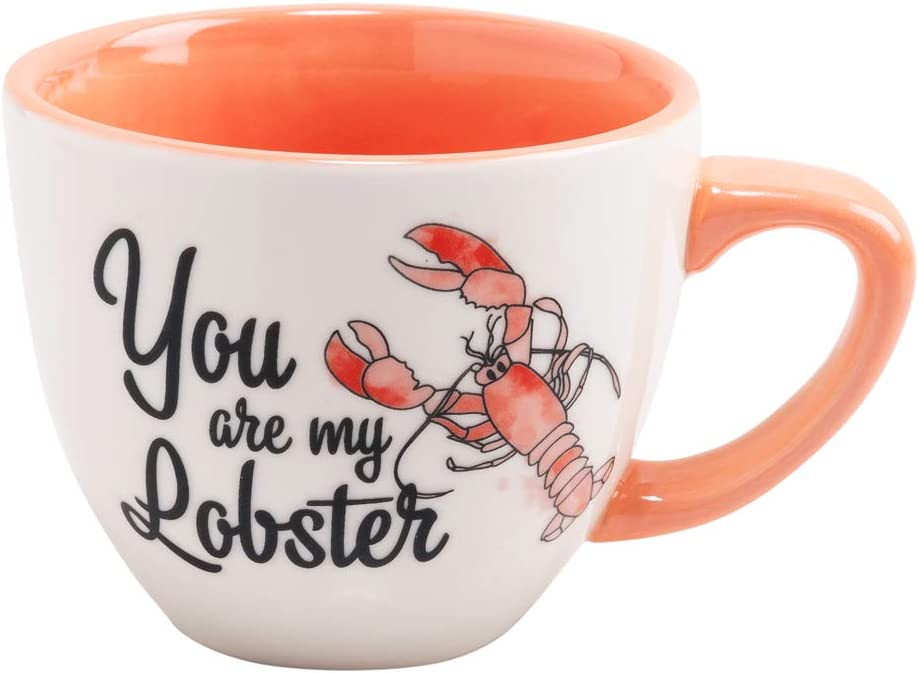 You/'re My Lobster Heat Colour Changing Mug