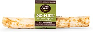 product image for Earth Animal No-Hide Humanely-Raised Pork Large Natural Rawhide Alternative Dog Chew, 1 Count