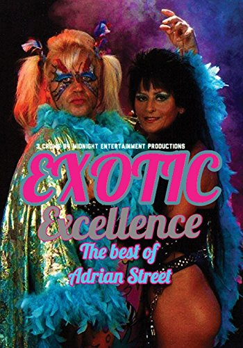 Exotic Ecelence The Best of Adrian Street